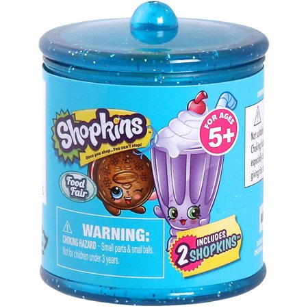 Shopkins Season 4 Food Exclusive, 2-Pack - Buy Shopkins