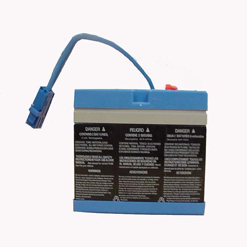12-Volt Rechargeable Battery for Peg Perego Models
