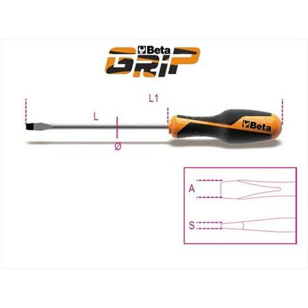 Beta Tools 012600066 1260 10 x 200 mm. Screwdrivers Slotted Head
