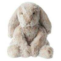 "Manhattan Toy Luxe Aspen 13"" Stuffed Animal Bunny Plush Toy"