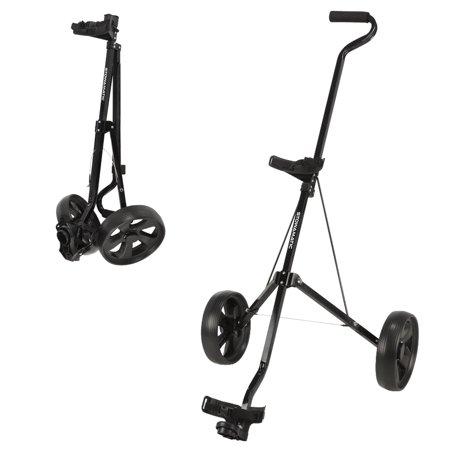 Stowamatic 2 Wheel Folding Pull Golf Cart (Junior Golf Pull Cart)