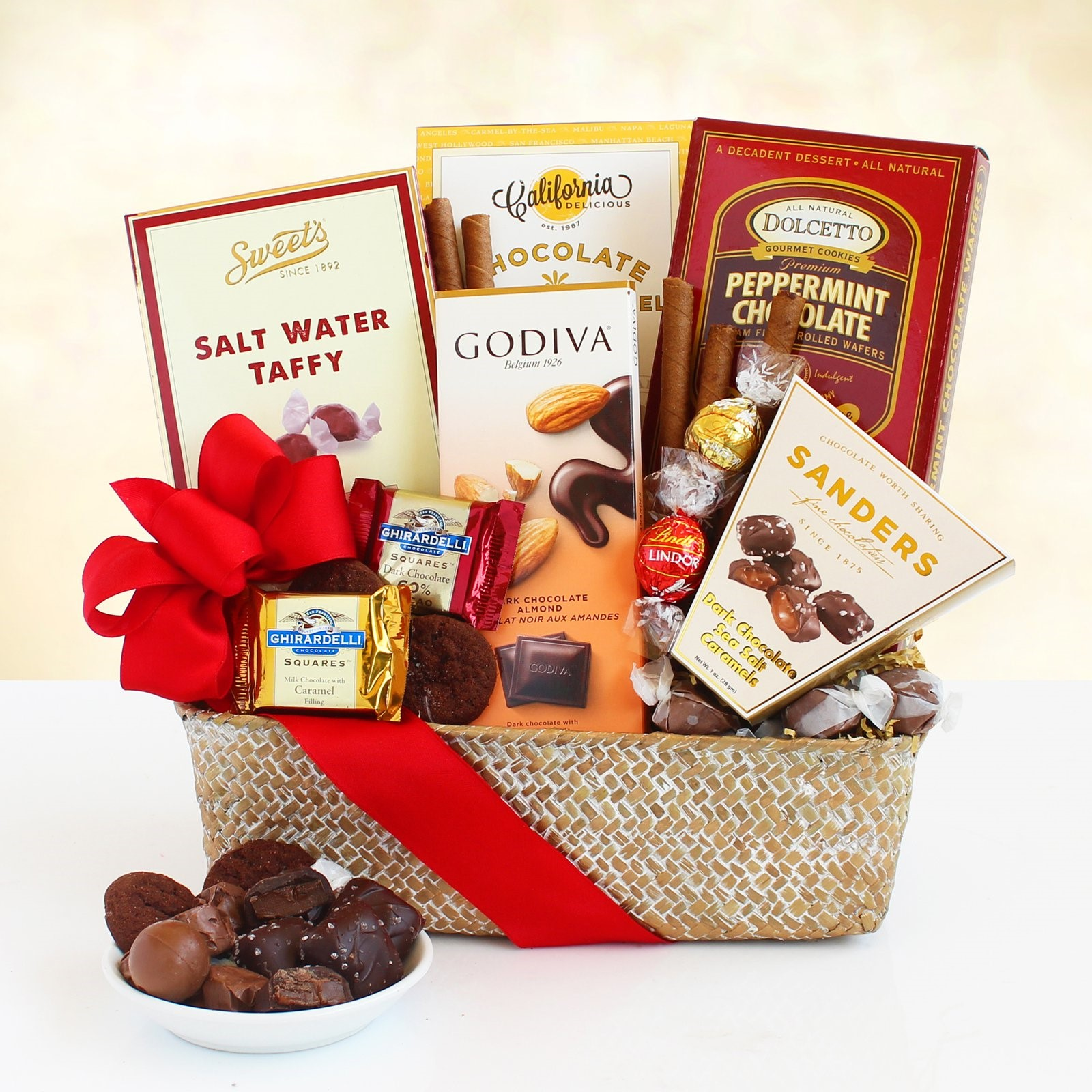 Mothers Day Chocolate Delight Gift Basket