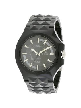Diesel Men's Faceted Plastic Stud Watch, DZ1646