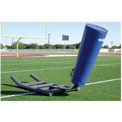 how to build a football sled