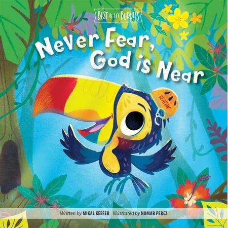 Never Fear, God Is Near (Board - Halloween Is Near