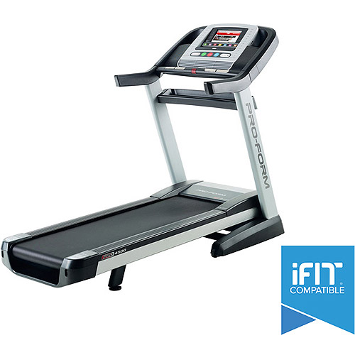 Proform Pro 4500 Treadmill - Assembly An