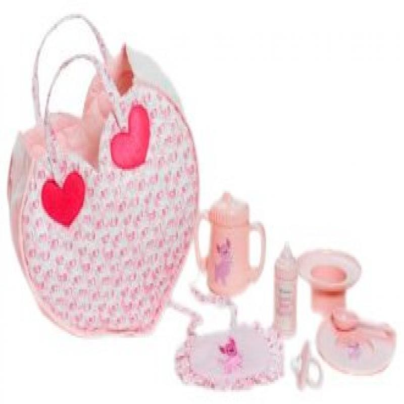 Madame Alexander Hungry Baby Accessory Set