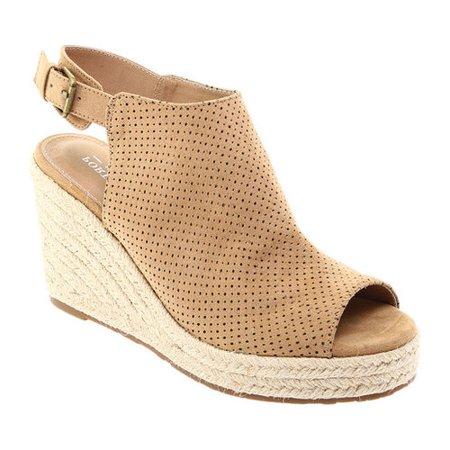 d0bacc4fcd3 Women's Portland Boot Company Regine Espadrille Wedge Sandal