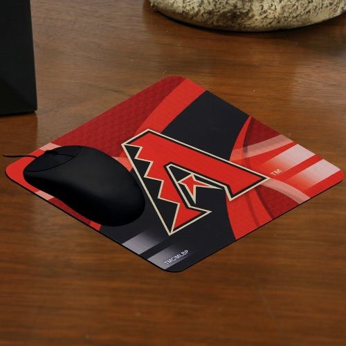 Arizona Diamondbacks Sublimated Mousepad - No Size