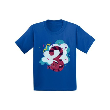 Awkward Styles Cat Toddler Shirt Birthday Boy Tshirt Girl Funny Gifts For Kids Animal Party 3rd