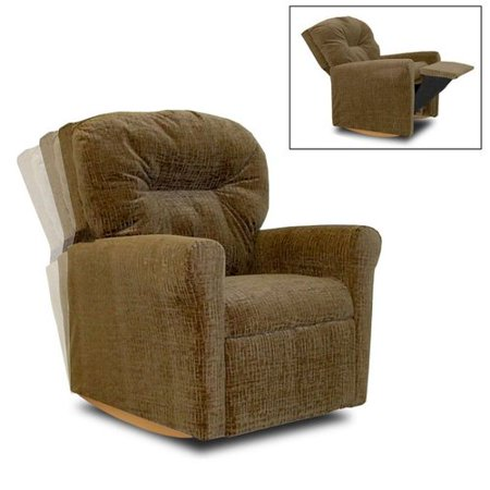 contemporary child rocker recliner chair