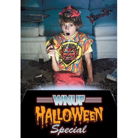 WNUF Halloween Special: The Infamous Broadcast (DVD) for $<!---->