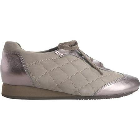 pretty nice 647f4 b494e ara Womens Ilana Low Top Lace Up Fashion Sneakers   Walmart ...