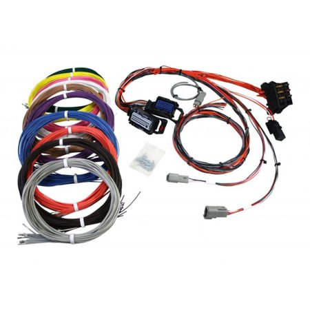 AEM 30-3702 Infinity Series 7(PN:30-7101,30-7100,30-7111) Harness. Pre-Wired ()