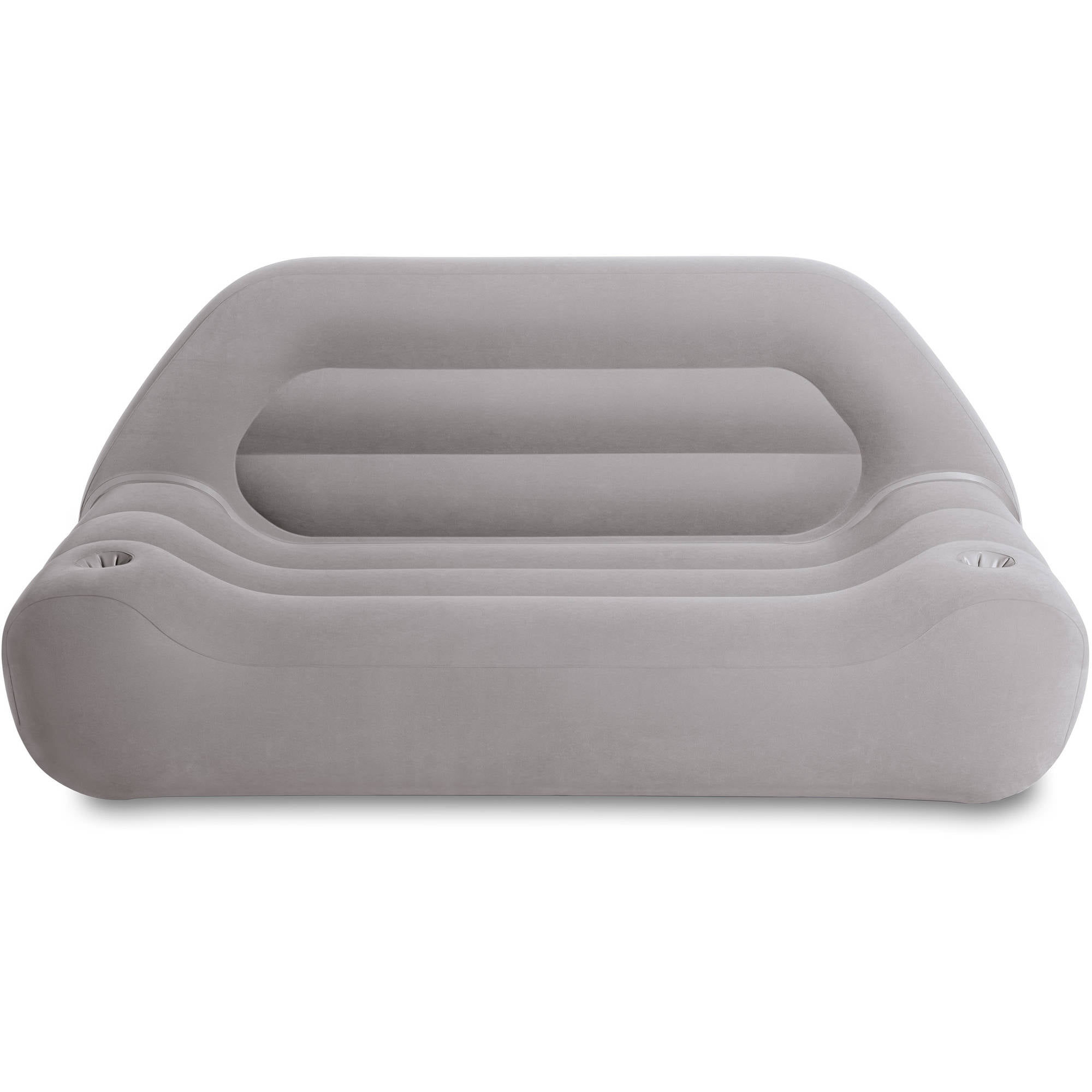 Intex Sofa | Intex Inflatable Camping Sofa 75 X 37 X 34 Walmart Com