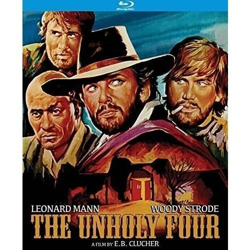 The Unholy Four (aka Chuck Mool) (Blu-ray) KICBRK21157