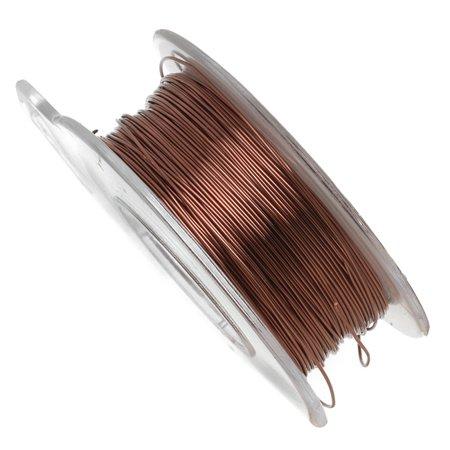 Artisan Wire (Vintaj Artisan Copper Wire 24 Gauge (90 Foot Spool) )