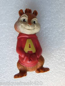 Mcdonald S Happy Meal The Squeakquel Alvin Figure 1 By Alvin And The Chipmunks Ship From Us Walmart Com Walmart Com