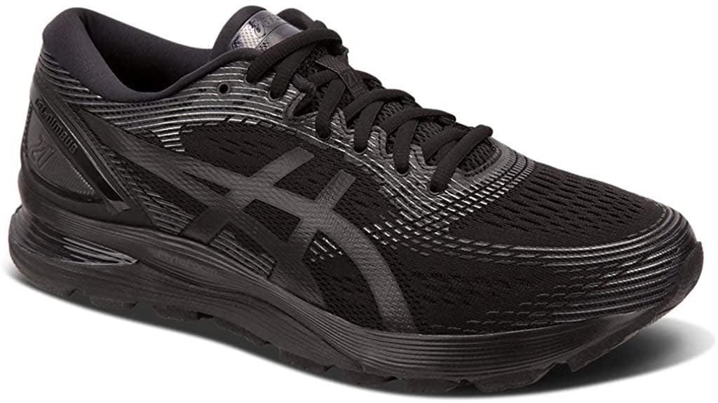 Gel-Nimbus 21 Running Shoes, 8M, Black