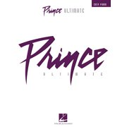Prince - Ultimate: Easy Piano Songbook (Paperback)