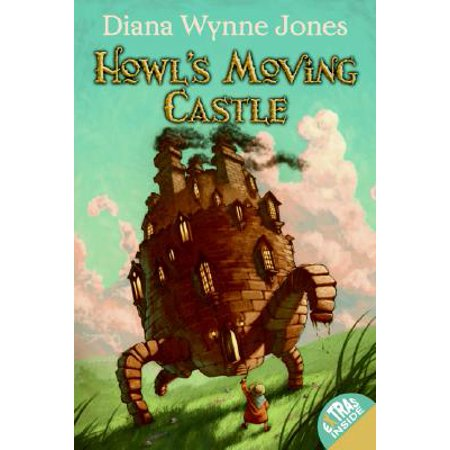 Howl's Moving Castle (Animated Moving Books)
