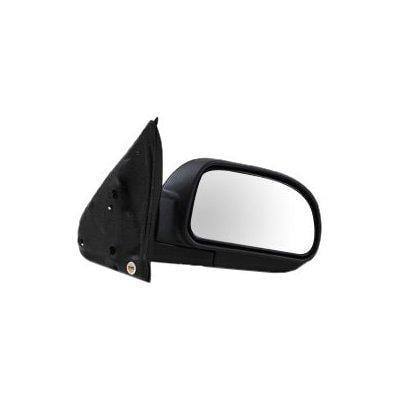 tyc 2130011 chevrolet trailblazer passenger side manual replacement (Chevrolet Trailblazer Mirror)