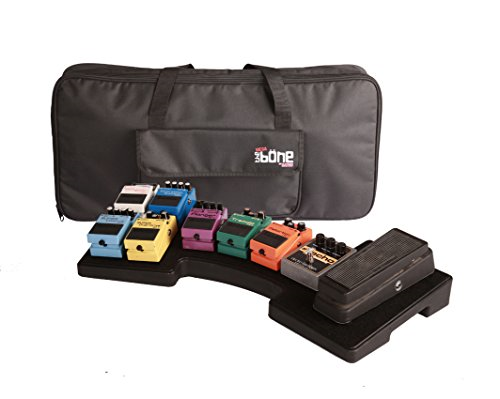 Gator G-Mega Bone Molded PE Pedal Board and Carry Case by Gator