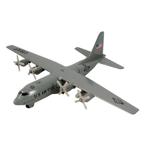 Daron Worldwide C-130H Hercules Model Airplane by Toys and Models Corporation