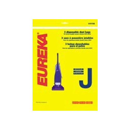 Eureka J Style Vacuum Cleaner Replacement Bag (Set of 3)