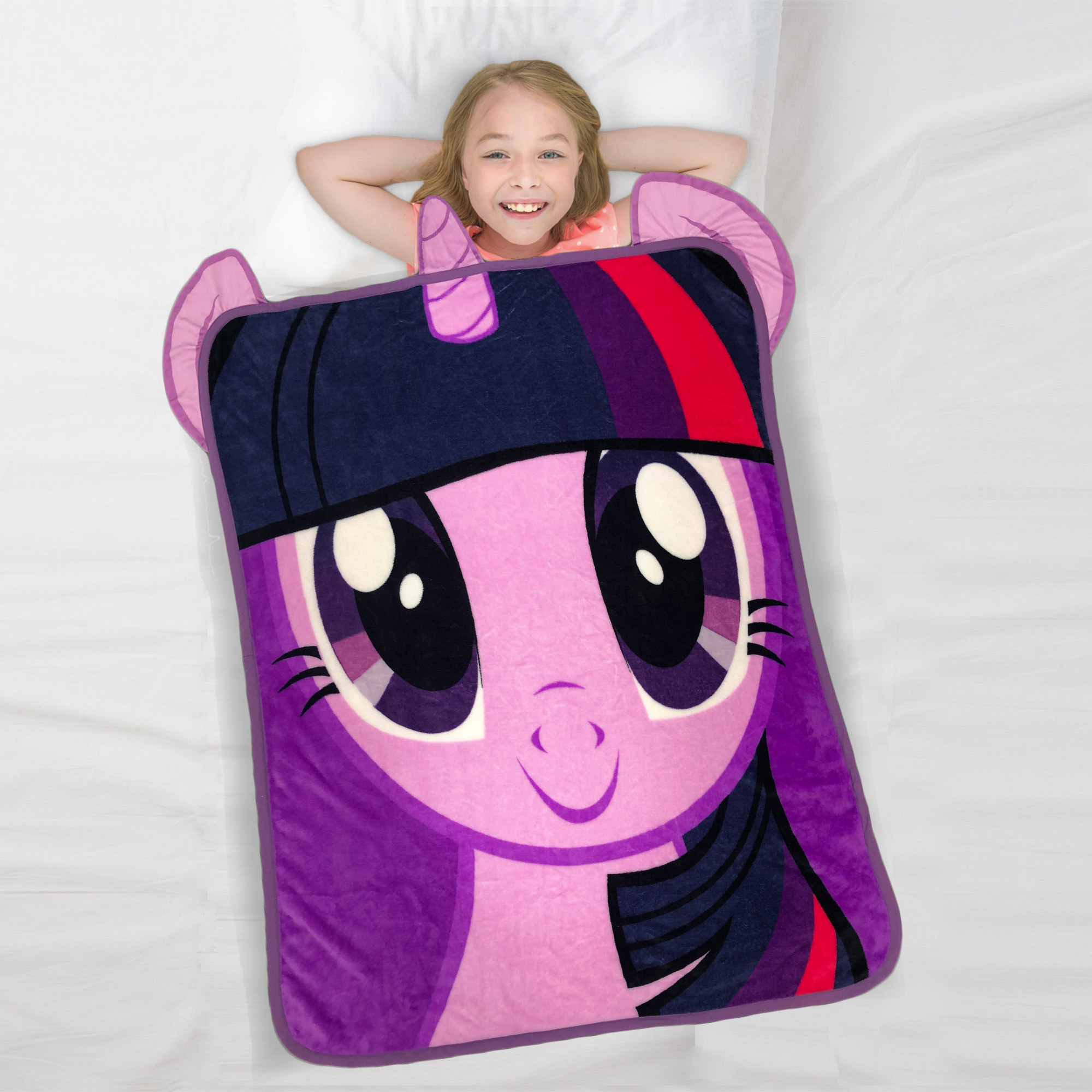 My Little Pony Kids Throw ONLY...
