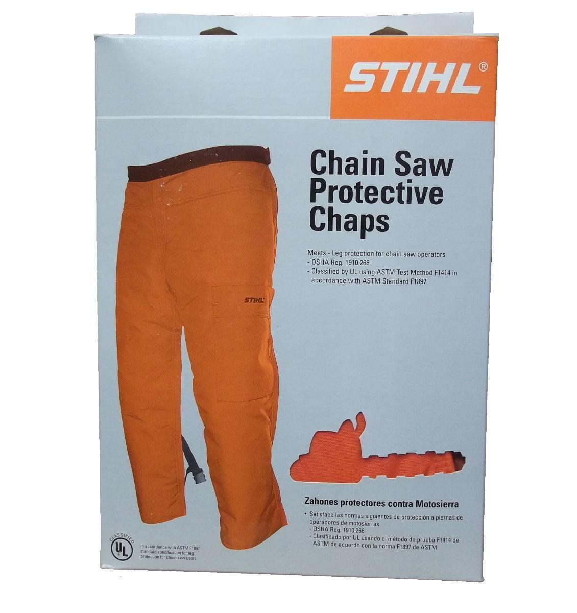 STIHL 0000 886 3905 OSHA Approved ProMark Chainsaw Protective Apron Chaps