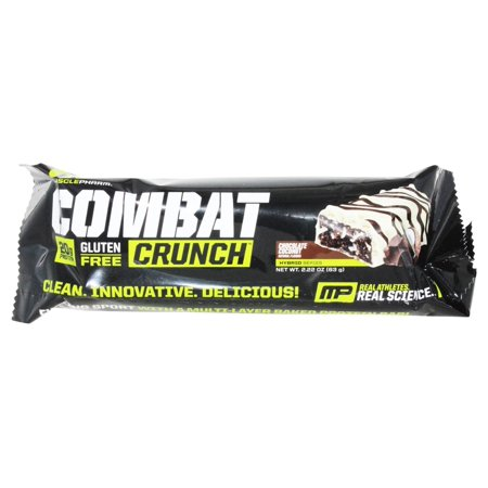 Muscle Pharm - Combat Crunch Bar Chocolate Coconut - 2.22 oz.