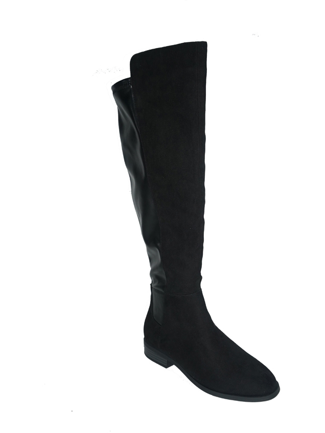 Women's Time and Tru Classic 50/50 Tall Boots