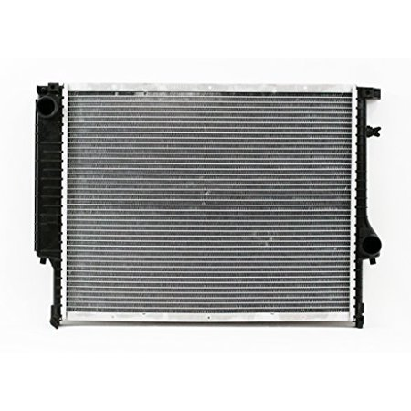 Radiator - Pacific Best Inc For/Fit 1841 92-99 BMW 3-Series V6 AT/MT 95-99 M3 88-91 325 Series AWD/MT (Best Looking Bmw M3)