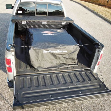 Tuff Truck Bag Black Waterproof Bed Cargo Carrier