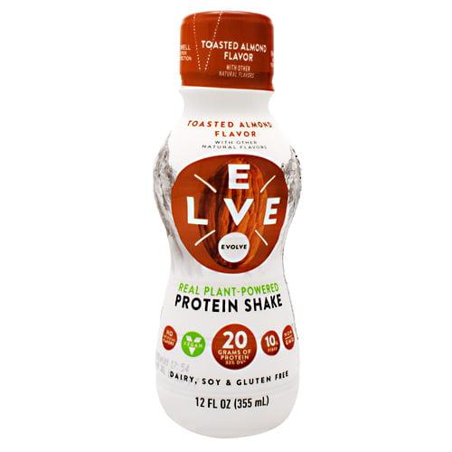 Evolve RTD Toasted Almond - 12 - 12 fl oz (355 ml) Bottles