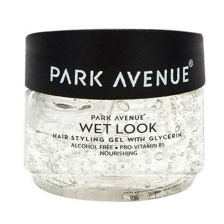 Park Avenue Hair Styling Gel, Wet Look, 300g Park Avenue Stack