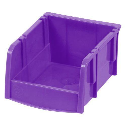 IRIS USA, Inc. Plastic Bin (Set of 24)