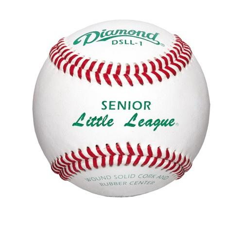Baseball DSLL-1 by Diamond Senior Little League - 12 Pcs