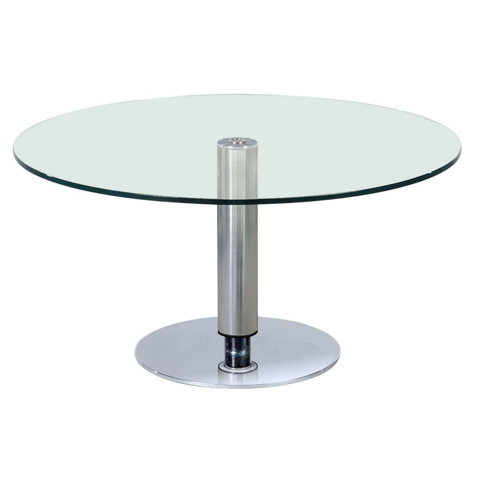 Wondrous Chintaly Shannon Round Hi Low Dining Table Theyellowbook Wood Chair Design Ideas Theyellowbookinfo