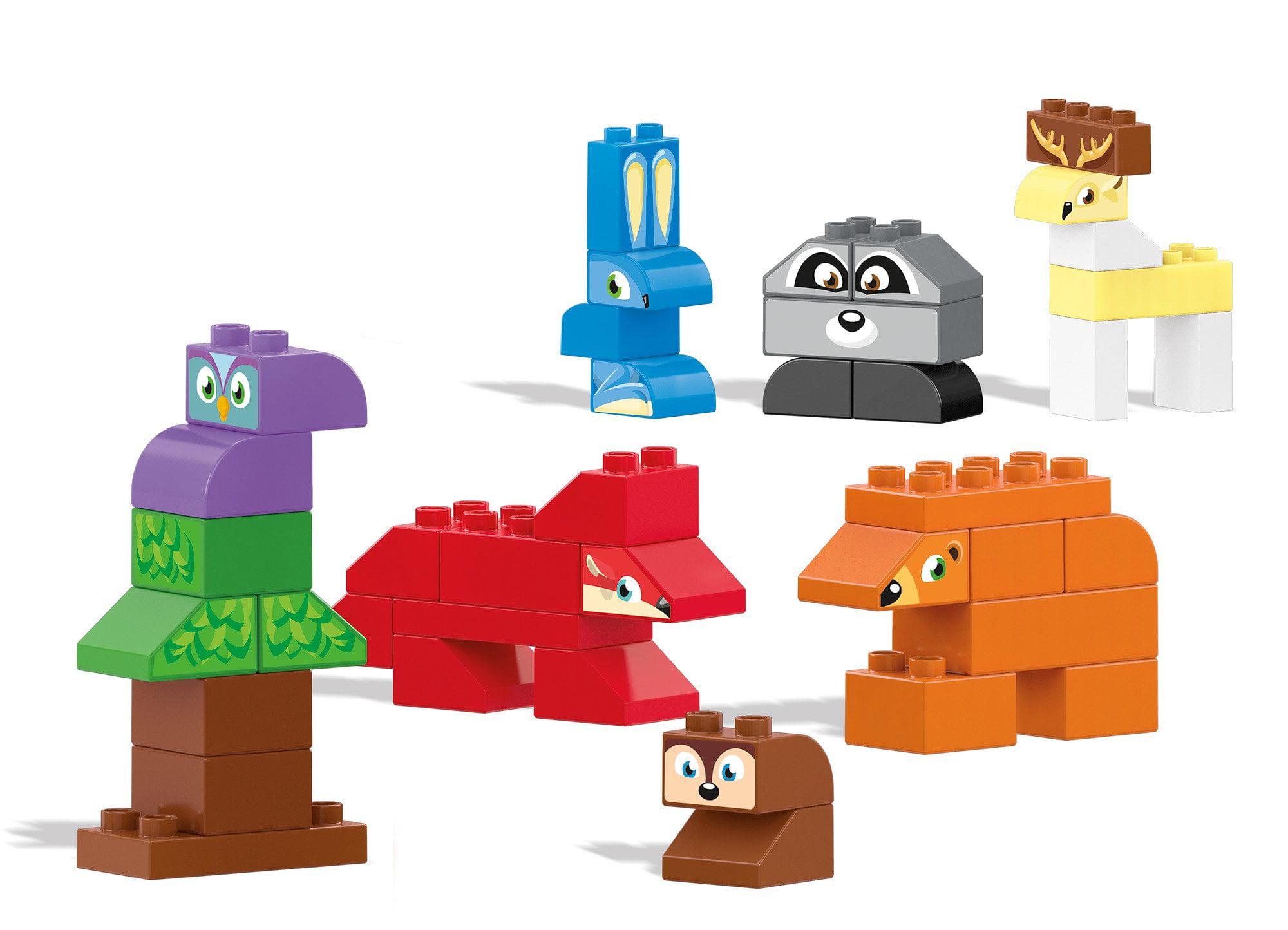 Mega Bloks MINI BASIC BUILDING DWR74 by Mattel