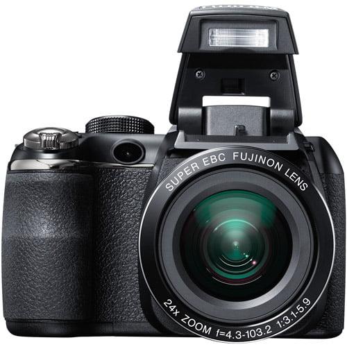 "Fuji 14MP Digital Camera with 3.0"" LCD plus Viewfinder/HDMI"