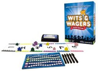Wits And Wagers Family Trivia Party Game by North Star Games