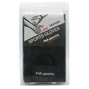 Flexsports International Leather Pro Mesh Sports Gloves
