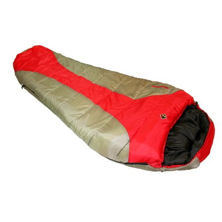 Ledge Sports River 20 Degree Mummy Sleeping Bag