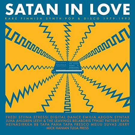 Satan In Love Rare Finnish Synth-pop & Disco 1979-1992 (Rare Record Search)