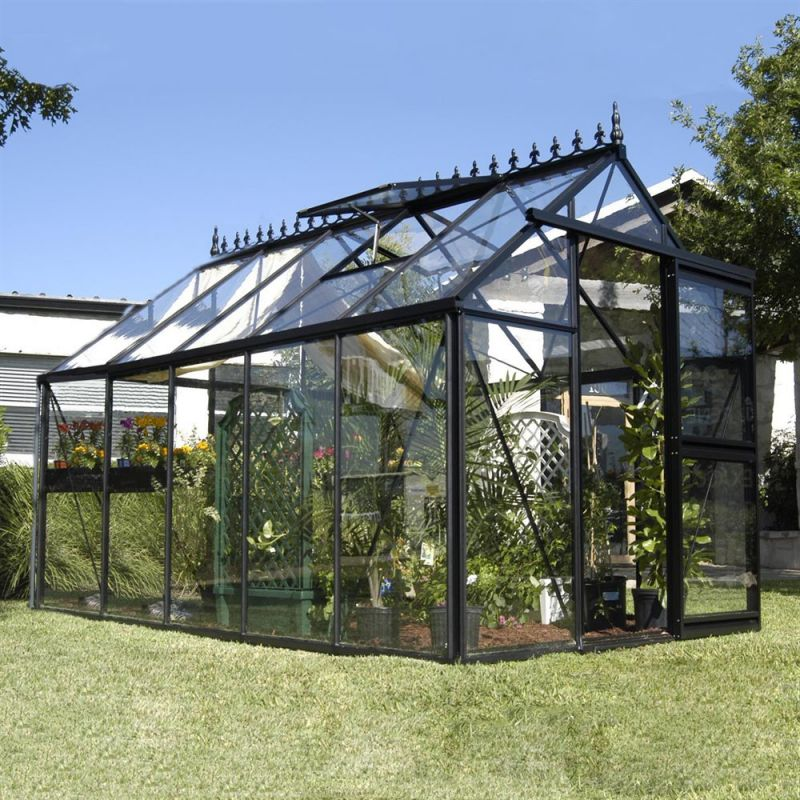 Exaco Junior Victorian Greenhouse Large by Exaco