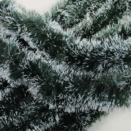 Christmas Decoration Gifts Christmas Ink Green and White Ribbons Lahua Toppings Christmas Tree Ornaments - image 4 of 4