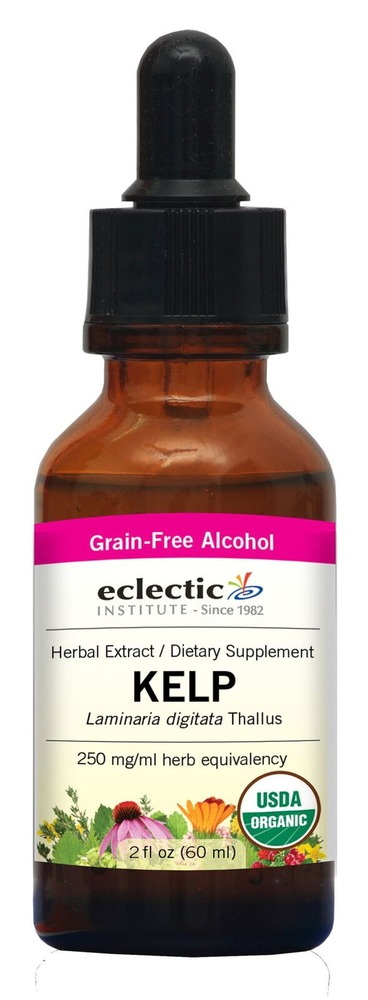 Kelp Extract Eclectic Institute 2 oz Liquid by