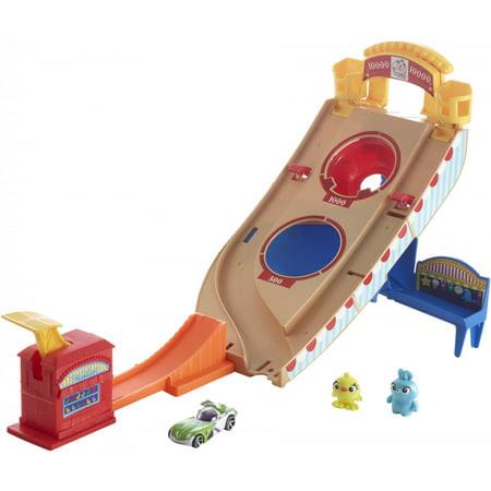 Hot Wheels Party Theme (Hot Wheels Disney Pixar Toy Story Buzz Lightyear Carnival)
